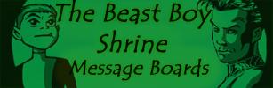 Beast Boy Shrine